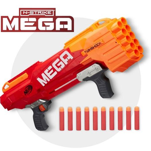 nerf guns target