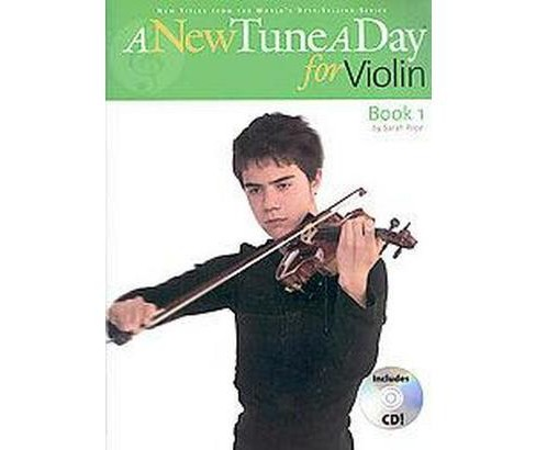 New Tune a Day for Violin : Book 1 (Paperback) (Sarah Pope) - image 1 of 1
