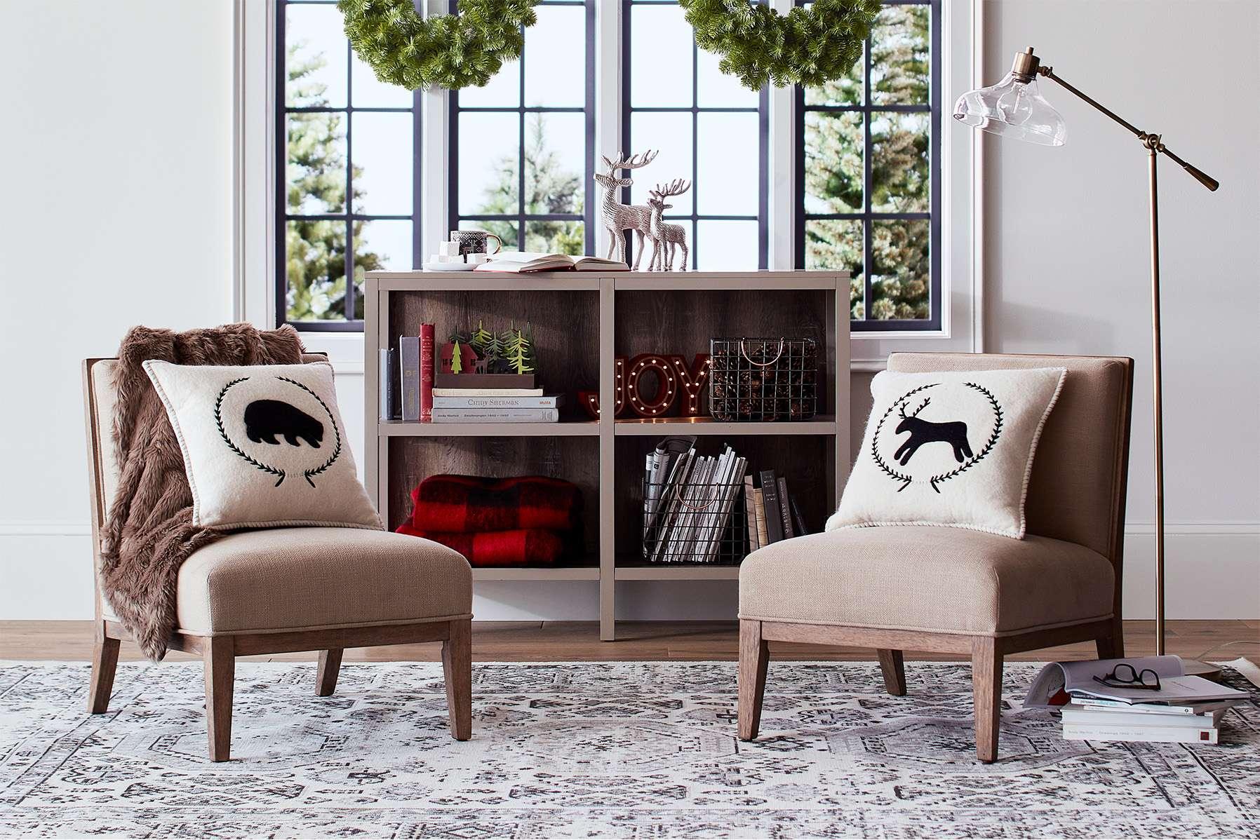 Threshold Holiday decor  Threshold living room furniture. Furniture Store   Target
