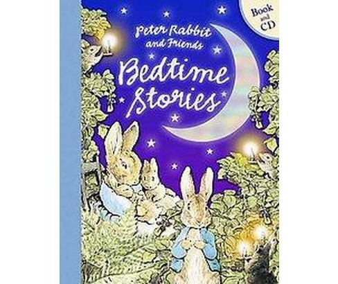 Peter Rabbit and Friends Bedtime Stories (Hardcover) (Beatrix Potter) - image 1 of 1