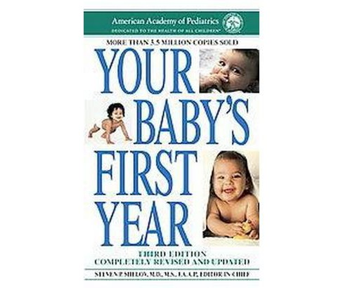 Your Baby's First Year (Revised / Updated) (Paperback) - image 1 of 1