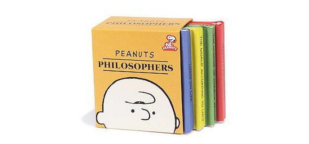 Peanuts Philosophers (Hardcover) (Charles M. Schulz)