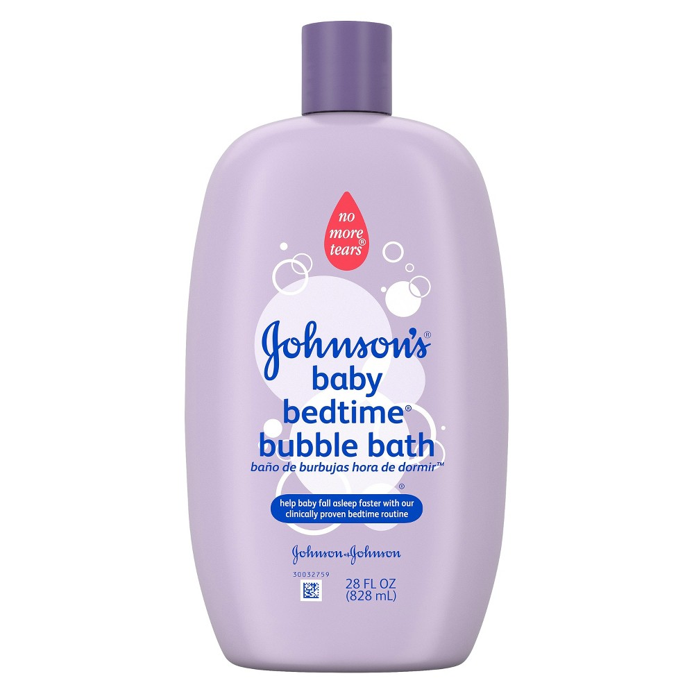 Upc 381371024919 Johnson S Baby Bedtime Bubble Bath And