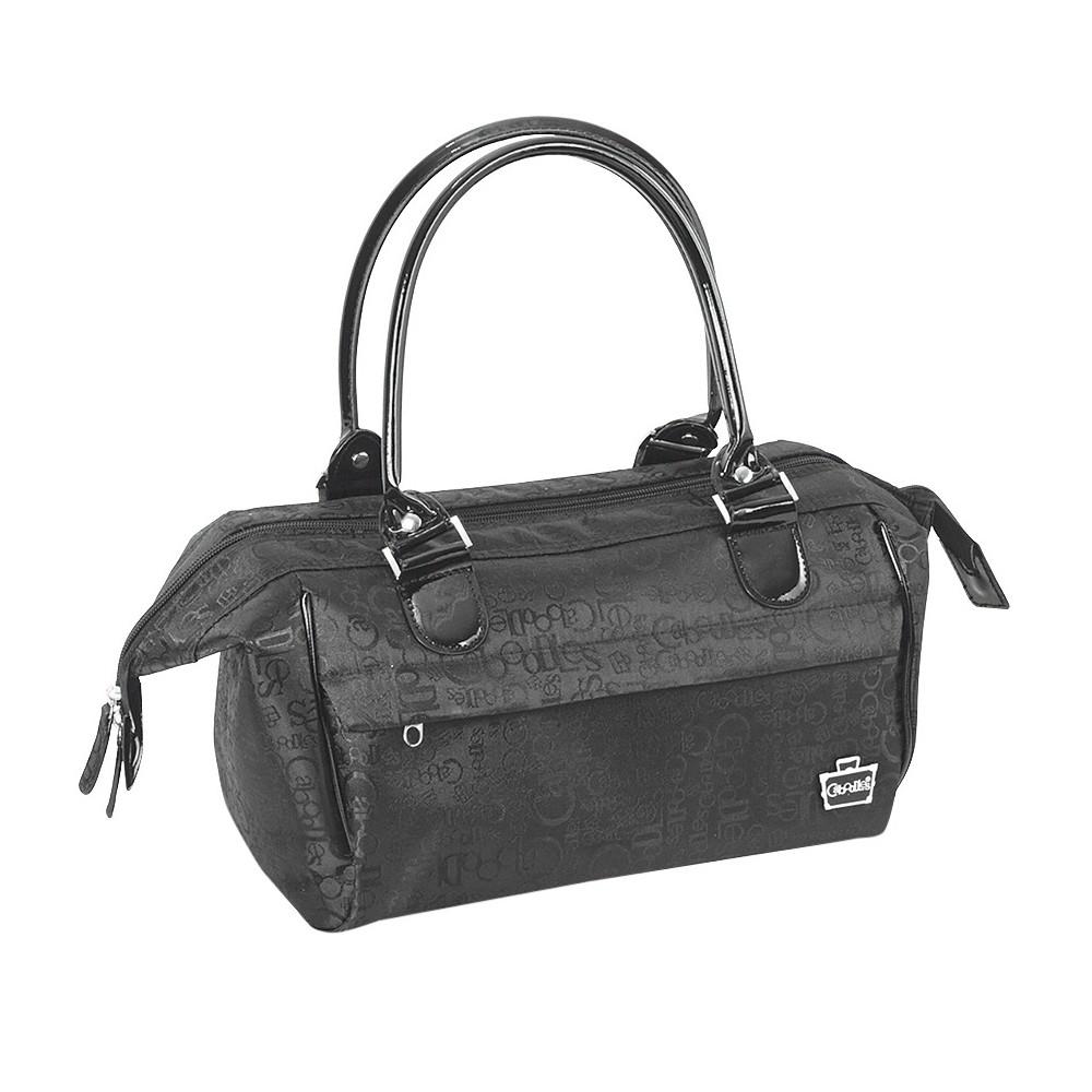 Caboodles Envy Doctors Bag, Black