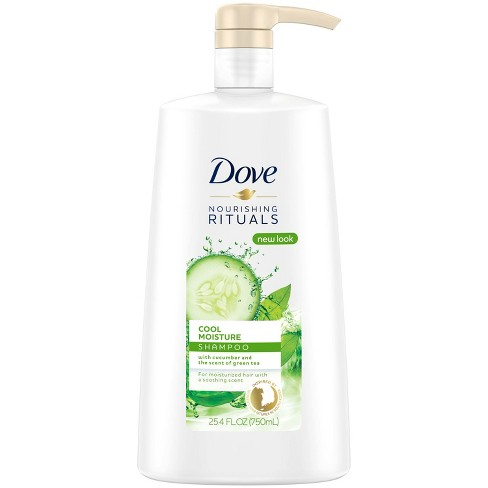 Dove Nutritive Solutions Shampoo Cool Moisture - 25.4oz - image 1 of 6