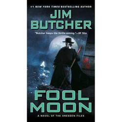 Fool Moon (Paperback) (Jim Butcher)