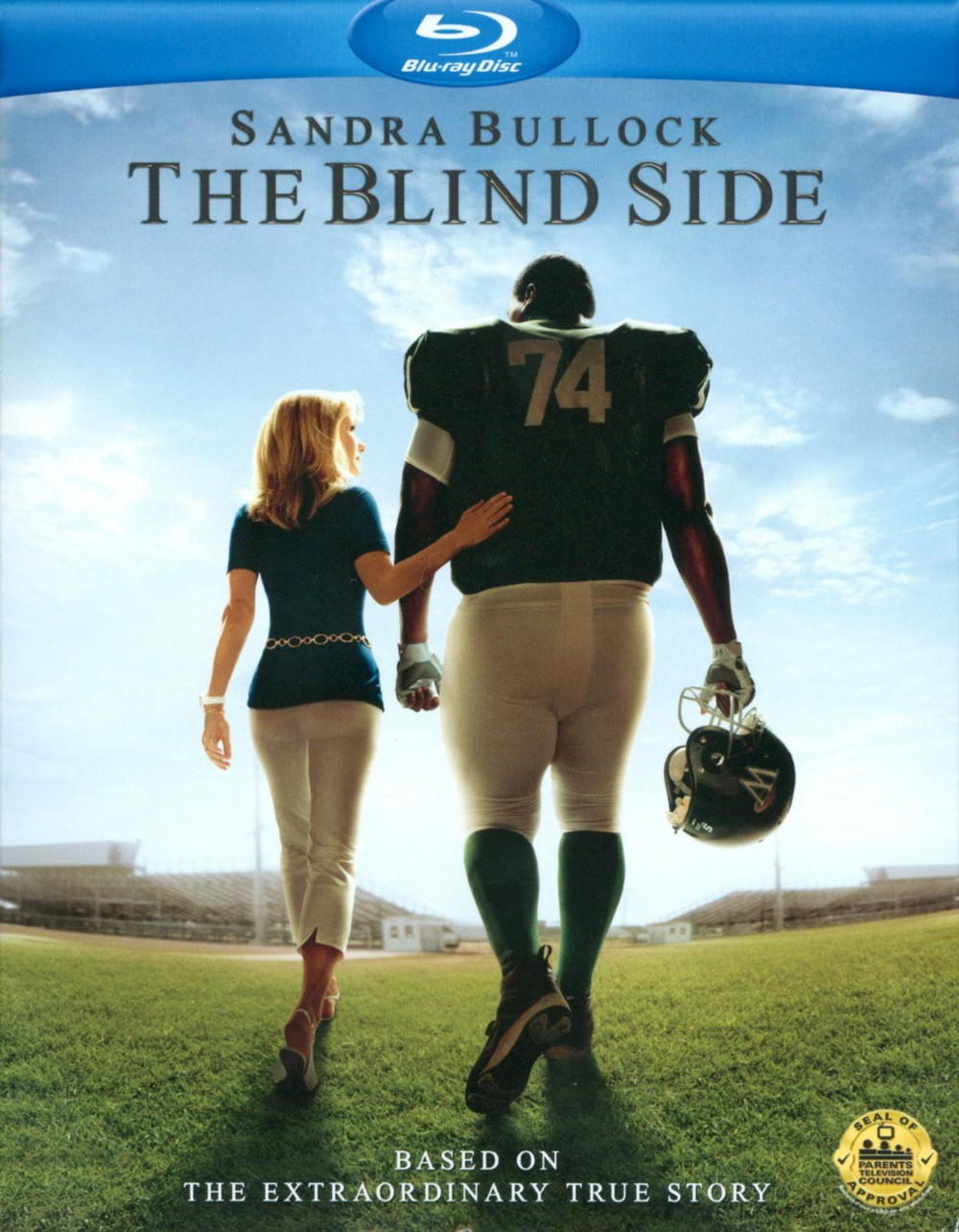 The Blind Side (2 Discs) (Blu-ray)