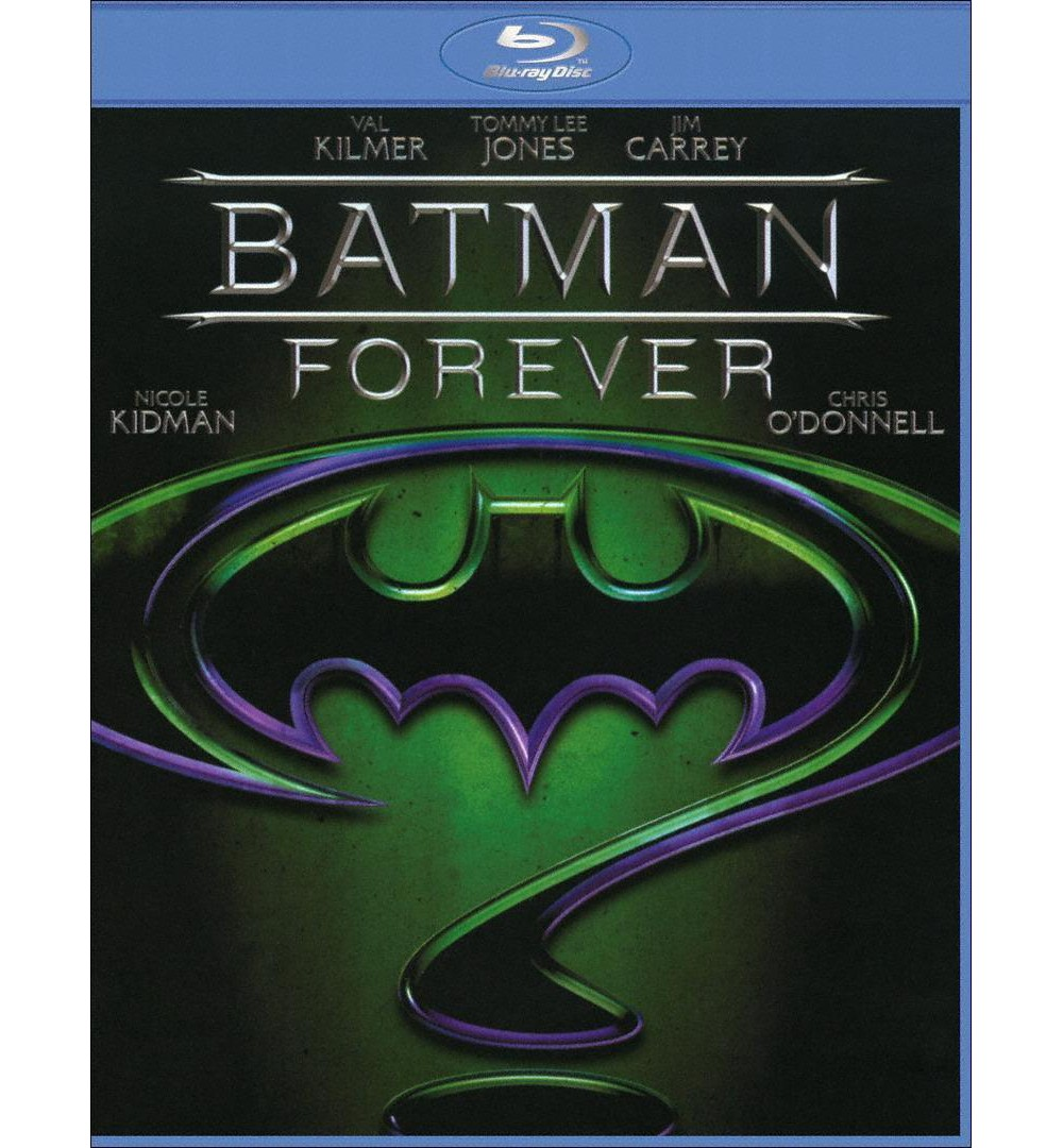 Batman Forever (Blu-ray), Movies