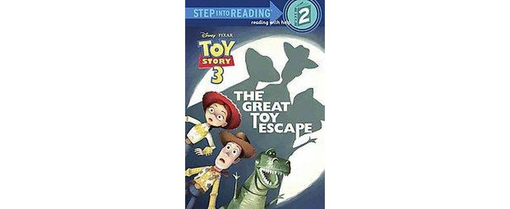 The Great Toy Escape, Books