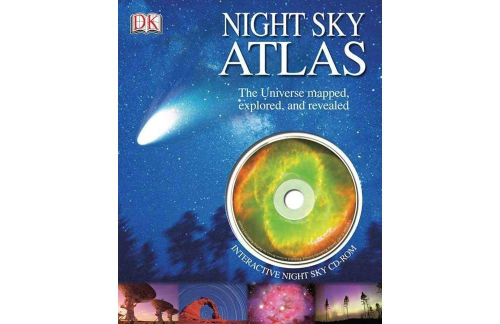 Night Sky Atlas (Hardcover) (Robin Scagell)