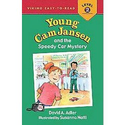 Young Cam Jansen and the Speedy Car Mystery (School And Library) (David A. Adler)