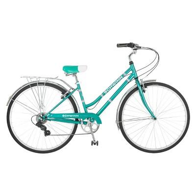 Schwinn Womens 28 /700c Gateway Hybrid Bike - Teal