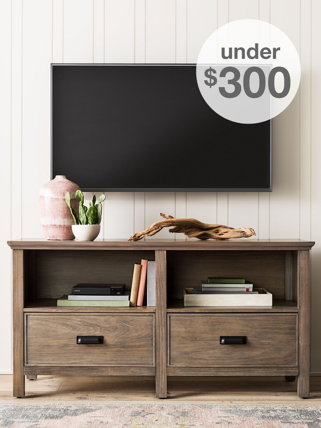 Threshold living room furniture target - Tv stands small spaces ideas ...