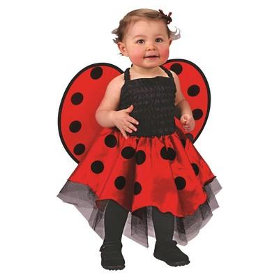baby girl baby bug costume