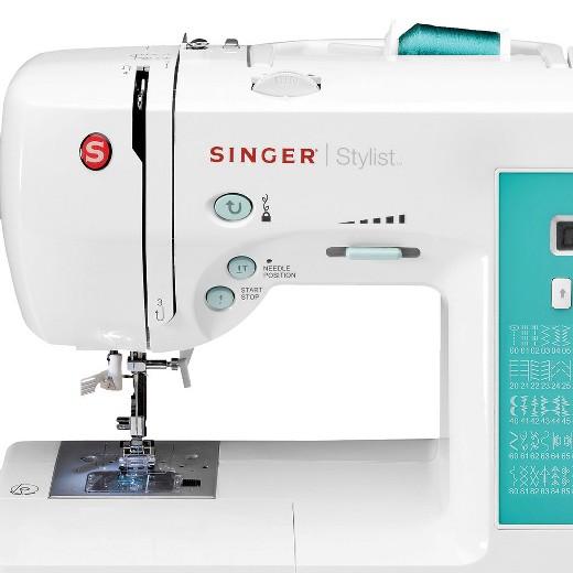 sewing machine target