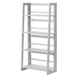 room essentials 3 shelf trestle bookcase instructions