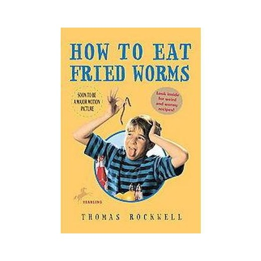 How to eat fried worms paperback thomas rockwell target how to eat fried worms paperback thomas rockwell ccuart Choice Image