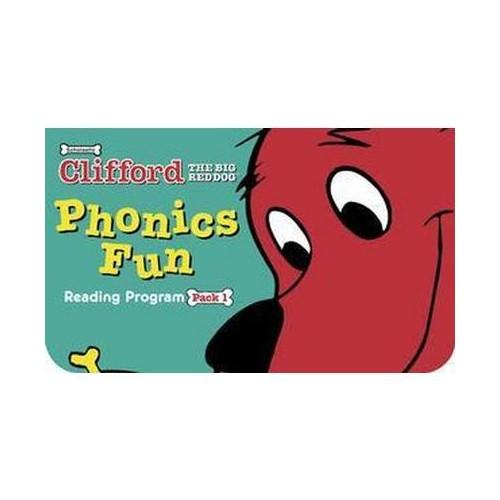 Clifford the Big Red Dog Phonics Fun (Paperback)