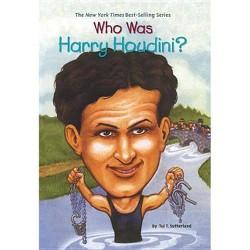 Who Was Harry Houdini? (Paperback) (Tui Sutherland)