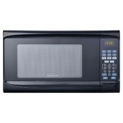 Oster 0 7 Cu Ft 700 Watt Microwave Oven Chrome Target