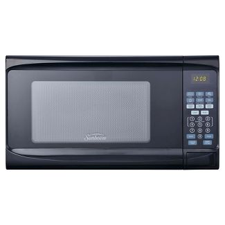 Ft Digital Microwave Oven Black