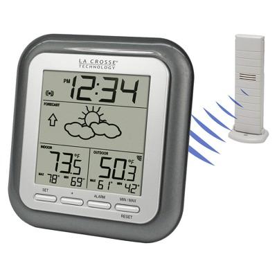 La Crosse Technology Wireless Forecast Station - SilverWS-9133T-IT-CBP