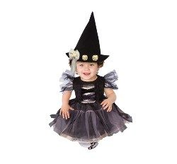 Baby/Toddler Lace Witch Costume