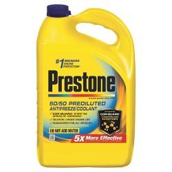 Prestone 50/50 Pre-Mixed Antifreeze