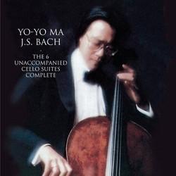 Yo-yo ma - Bach:Unaccompanied cello suites (Grea (CD)