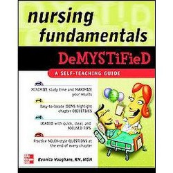 Nursing Fundamentals Demystified (Paperback) (Bennita W. Vaughans)