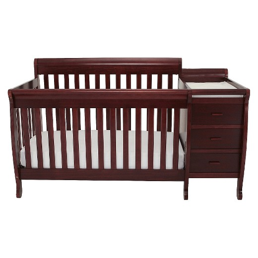 Mikaila Milano 3-in-1 Crib and Changer Combo - Mikaila Milano 3-in-1 Crib And Changer Combo : Target