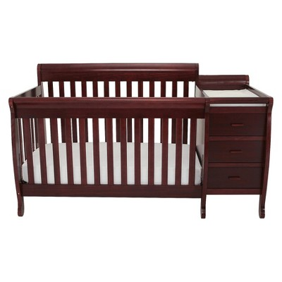Mikaila Milano 3 In 1 Crib And Changer Combo