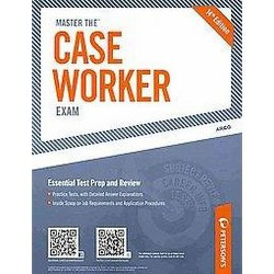 Peterson's Master the Case Worker Exam (Paperback)