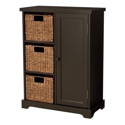 Entryway Storage Cabinet Espresso Target