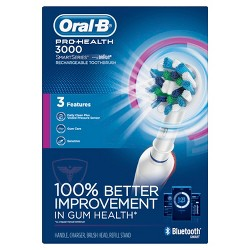 Pro-Health 3000 Rechargeable Toothbrush Powered by Braun