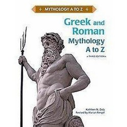 Greek and Roman Mythology A to Z (Library) (Kathleen N. Daly)