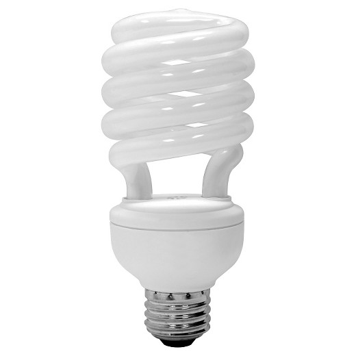 Ge 100 Watt Cfl Light Bulb 5 Pack Soft White Target