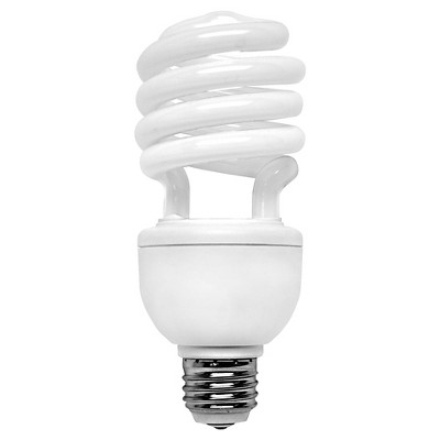 ge 3070100watt 3way cfl light bulb soft white