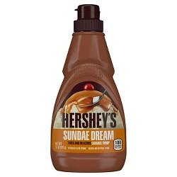 Hershey's Classic Caramel Sundae Syrup - 15oz