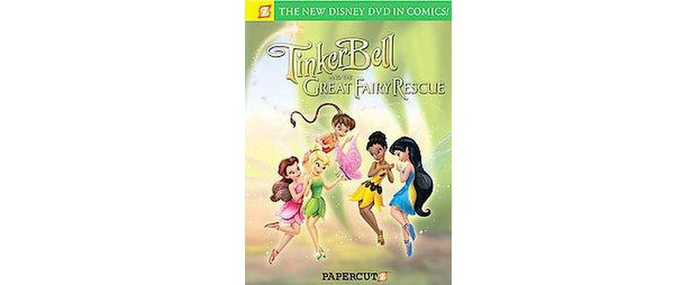 Disney Fairies : Tinker Bell and the Great Fairy Rescue (Hardcover)