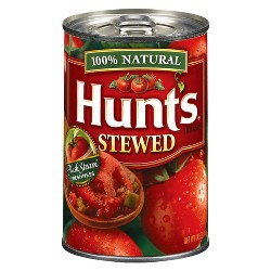Hunt's® 100% Natural Stewed Tomatoes 14.5oz
