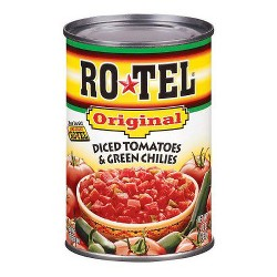 Rotel® Original Diced Tomatoes & Green Chilies 10oz