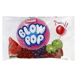 Blow Pops Variety Pack Lollipops - 10.4oz