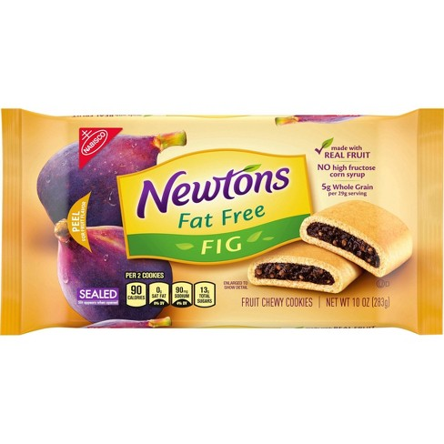 Newtons Fig Fat Free Soft & Chewy Fruit Cookies - 10oz - image 1 of 1
