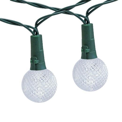 String Lights Patio Target : 30Lt Solar Globe String Lights - Room Essentials : Target