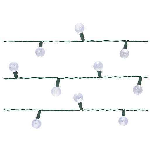 Target Globe String Lights Replacement Bulbs : 30Lt Solar Globe String Lights - Room Essentials : Target