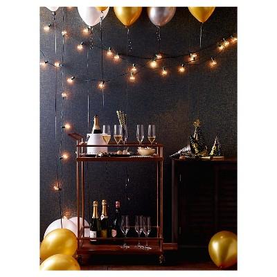 25ct Clear Globe Lights   Room Essentials™ Part 95