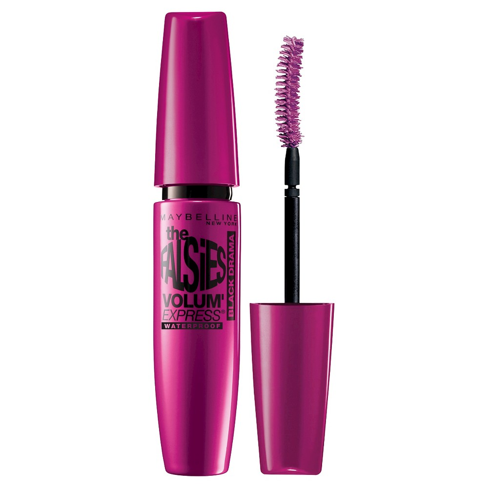 Maybelline Volum' Express The Falsies Mascara - 385 Waterproof Black Drama