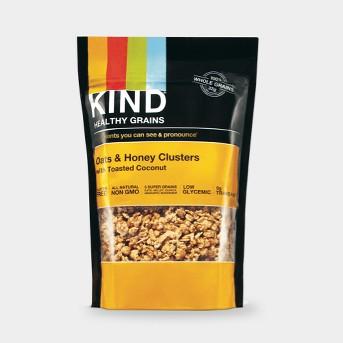 KIND Healthy Grains Oats & Honey Clusters - 11oz