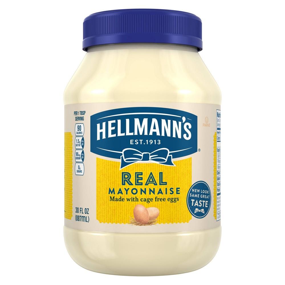 Hellmann's Real Mayonnaise - 30oz